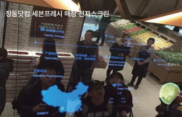 [리테일 테크-무인쇼핑 시대] 중국의 리테일 테크, 신유통(新零售)