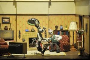 [문화가 숨쉬는 CUT]추억의 애니메이션'월레스&그로밋'과 친구들을 만나다