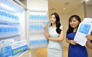 [ER포토]동아오츠카, 물처럼 마시는 워터리음료 출시