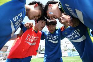 [ER포토]동아오츠카와 함께하는 풋살 히어로즈 2018