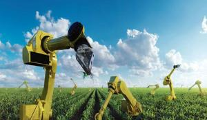 [홍석윤의 AI 천일야화] 농업의 진화, 로봇 농사꾼들이 등장했다