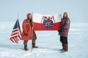 [김태주의 워치블랙북] 오메가의 북극점 정복 이야기