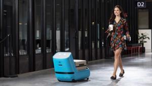 [홍석윤의 AI 천일야화] 짐 운반해주는 공항 로봇이 나타났다