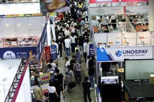 [ER포토]과장보다 사장! 붐비는 창업 박람회